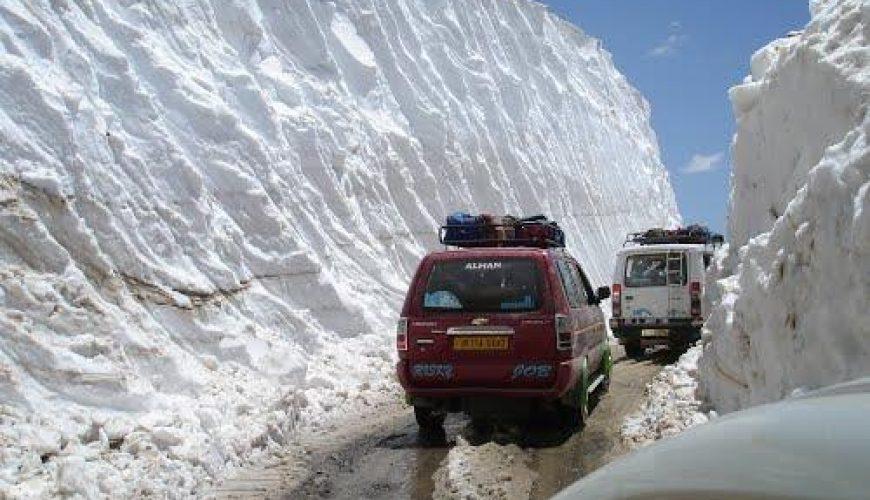 Mughal Road reopened