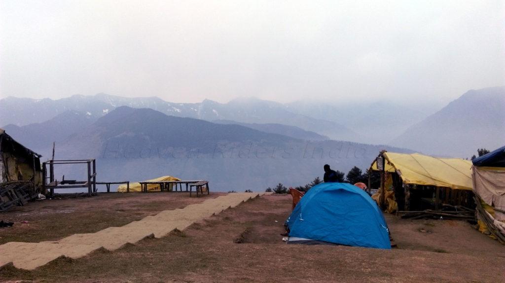 Camping-at-Bijli-Mahadev