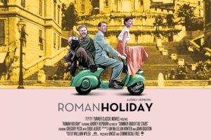 RomanHoliday_poster