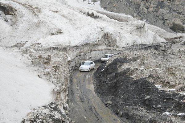 Historical Mugal Road. PC: Younis Khaliq
