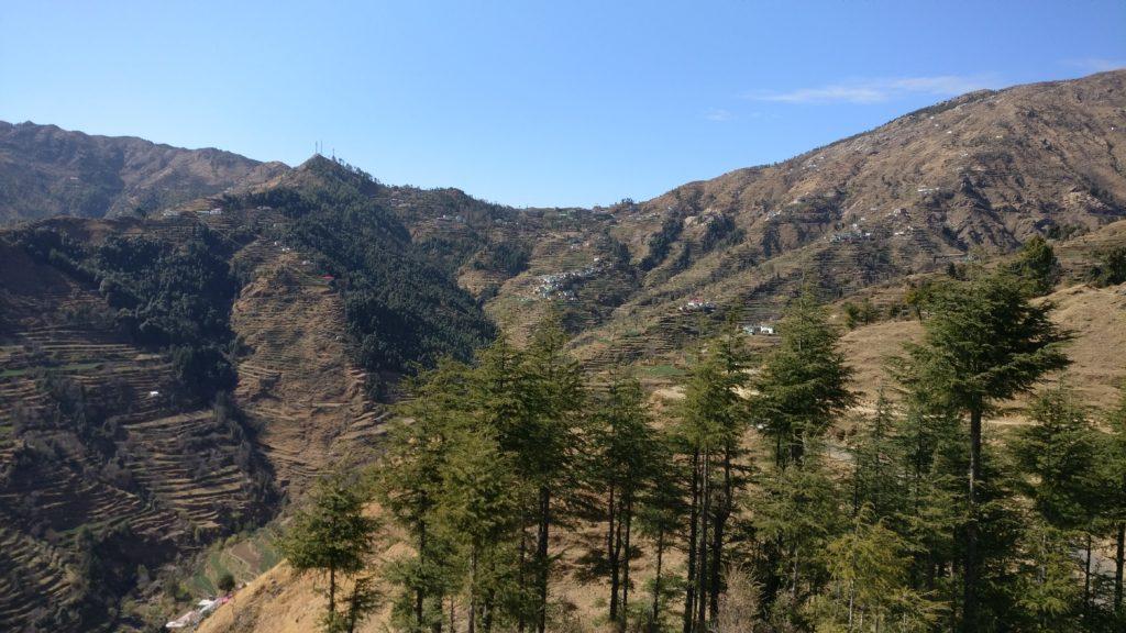 Nohradhar, Churdhar, Sirmaur, Himachal Pradesh