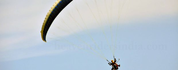 paragliding at Bir Billing