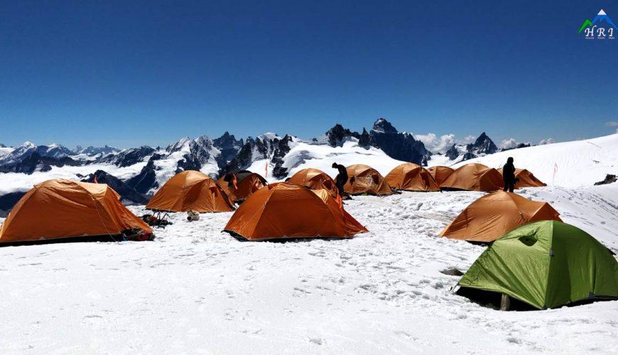 Mt Deo Tibba Summit Camp
