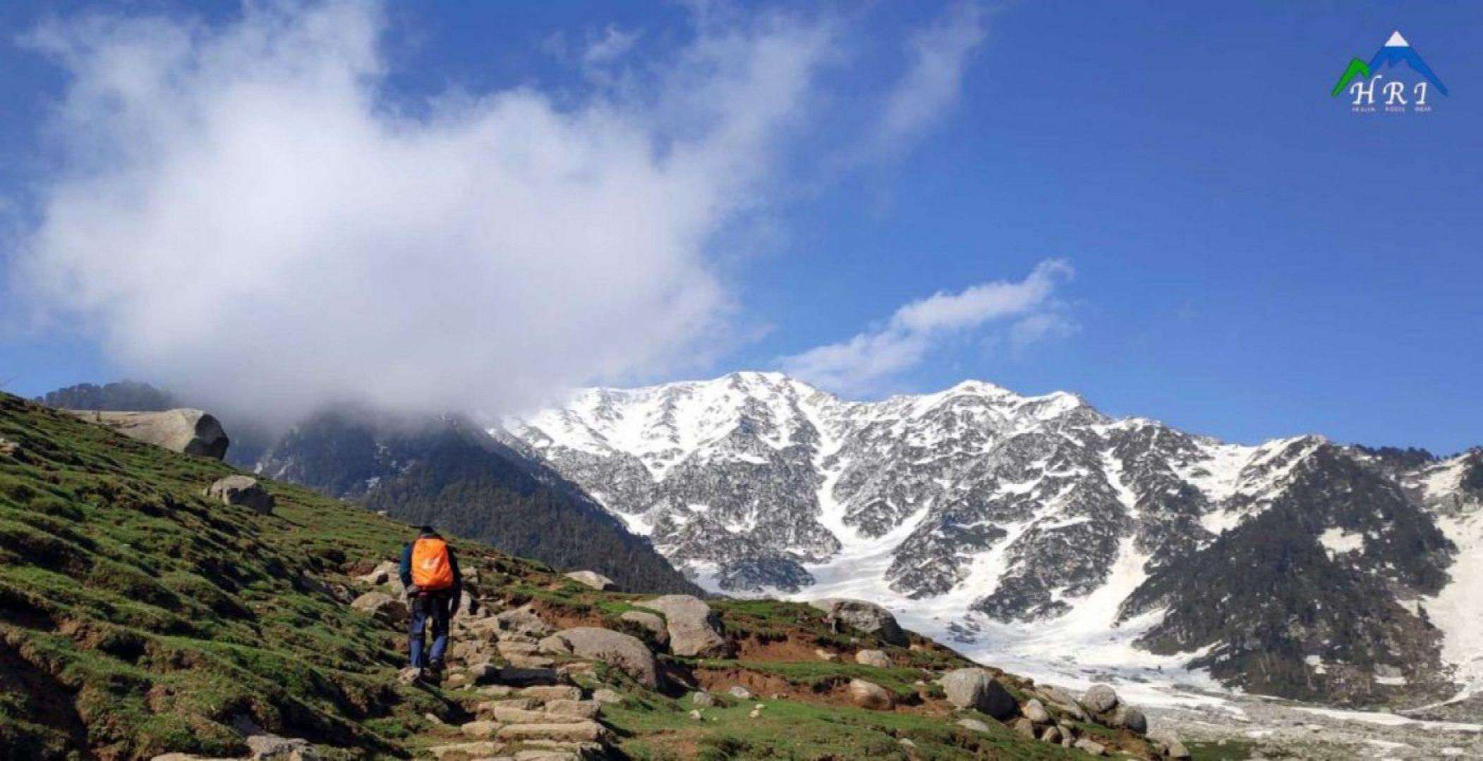 Trekking in Dharamshala