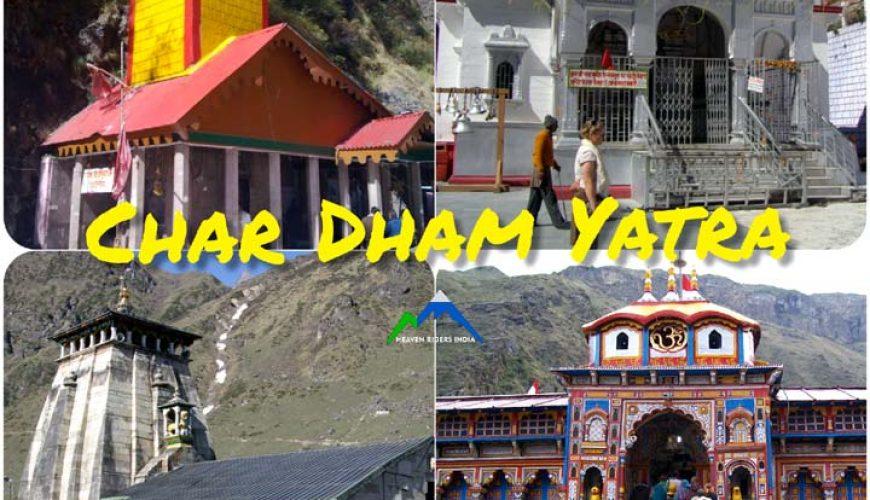 Char Dham Yatra Ex Haridwar