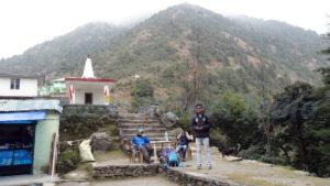 Gallu Devi Temple, Triund Trek