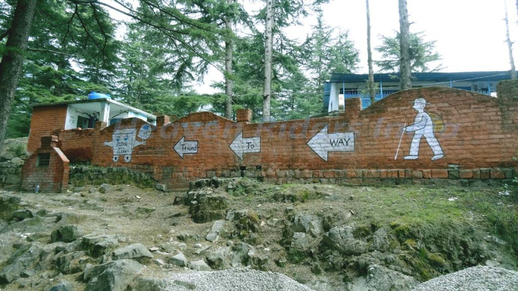 Triund Trek Blog - Heaven Riders India
